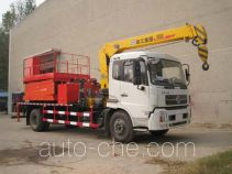 CNPC ZYT5130TJX pumping units repair and maintenance truck