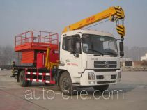 CNPC ZYT5130TJX4 maintenance vehicle