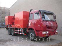 CNPC ZYT5150TGY oilfield fluids tank truck