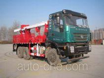 CNPC ZYT5162TDM auger anchor truck