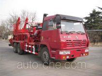 CNPC ZYT5180THS sand blender truck