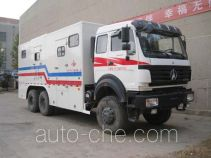 CNPC ZYT5180XGC4 engineering works vehicle