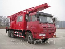 CNPC ZYT5200TCY4 well servicing rig (workover unit) truck