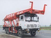 CNPC ZYT5203TLF18 vertical mounting derrick truck