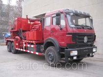 CNPC ZYT5210THS sand blender truck