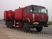 CNPC ZYT5220TYL fracturing truck