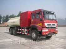 CNPC ZYT5230TGY4 oilfield fluids tank truck