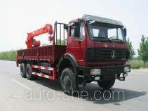CNPC ZYT5250JSQ truck mounted loader crane