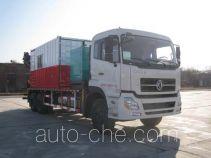 CNPC ZYT5250TCJ4 logging truck