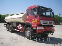 CNPC ZYT5250TGY4 oilfield fluids tank truck