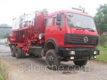 CNPC ZYT5250THS sand blender truck