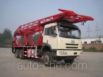 CNPC ZYT5250TLF18 vertical mounting derrick truck