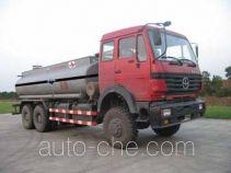CNPC ZYT5251GHY chemical liquid tank truck