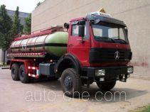 CNPC ZYT5252GHY chemical liquid tank truck