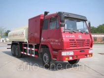 CNPC ZYT5252TGY4 oilfield fluids tank truck