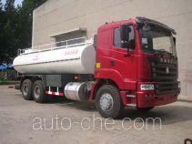 CNPC ZYT5258TGY oilfield fluids tank truck