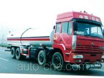 CNPC ZYT5310GHY chemical liquid tank truck