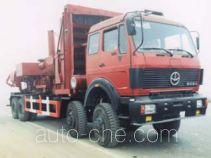 CNPC ZYT5310TYL fracturing truck