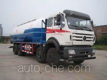 CNPC ZYT5312GXHW4 pneumatic discharging bulk cement truck