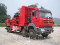 CNPC ZYT5350TYL4 fracturing truck