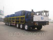 CNPC ZYT5550TZJ180 drilling rig vehicle