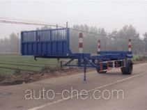 CNPC ZYT9130TYA timber/pipe transport trailer