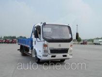 豪沃牌ZZ1047D3414D145型载货汽车