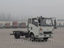 Sinotruk Howo ZZ1047F3315E145 truck chassis