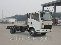 Sinotruk Howo ZZ1047F331BE145 truck chassis