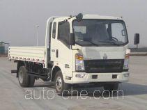 豪沃牌ZZ1067F341CD165型载货汽车