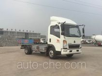 Sinotruk Howo ZZ1077F3414Z174BEV electric truck chassis
