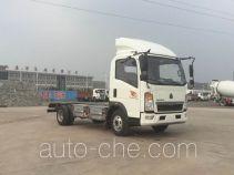 Sinotruk Howo ZZ1077F3414Z174BEV шасси электрического грузовика