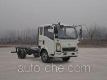 Sinotruk Howo ZZ1087F3314E183 truck chassis