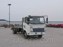 Sinotruk Howo ZZ1087G331BE183 truck chassis