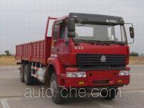 Sida Steyr ZZ1161M4041C1 cargo truck