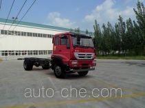 Huanghe ZZ1164K4216D1 truck chassis