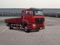 豪瀚牌ZZ1165M5213D1型载货汽车