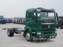 Sinotruk Sitrak ZZ1166H501GD1 truck chassis