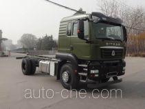 汕德卡牌ZZ1166N461MD1型载货汽车底盘