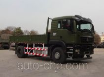 Sinotruk Sitrak ZZ1166N461MD1 бортовой грузовик