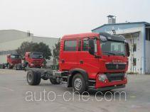 Sinotruk Howo ZZ1167K501GE5 truck chassis