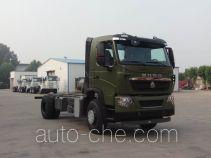 豪沃牌ZZ1167N461MD1型载货汽车底盘