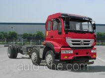 Sida Steyr ZZ1201M56CGD1 truck chassis