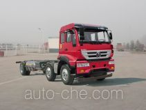 Sida Steyr ZZ1201M56CGE1L truck chassis