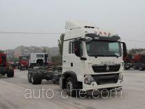 Sinotruk Howo ZZ1207N60HGE1 truck chassis