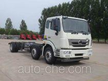 Sinotruk Hohan ZZ1225N50C3E1 truck chassis