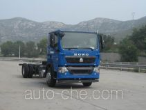 Sinotruk Howo ZZ1247N573GE1K truck chassis