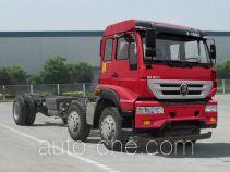 Sida Steyr ZZ1251K42CGD1 truck chassis