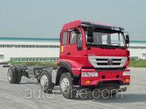 Sida Steyr ZZ1251K51CGD1 truck chassis