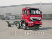 Sida Steyr ZZ1251M42CGE1L truck chassis